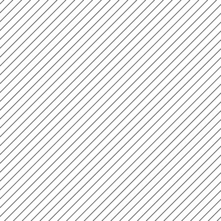 Diagonal lines on white background. Abstract pattern with diagonal lines. Vector illustration. 矢量图像
