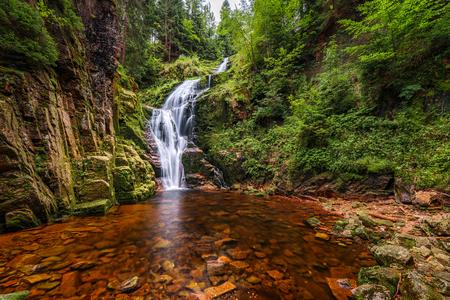 Kamienczyk waterfall