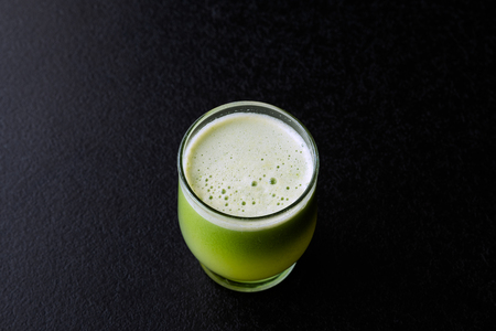 squeezed juice from fruits and vegetables