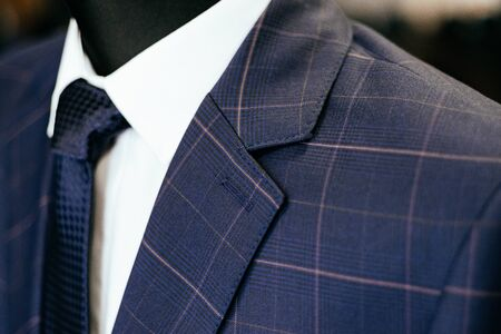 Tailor made to measure in store