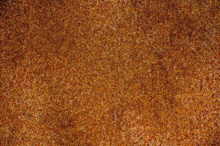 immobile: Herrumbre Antiguo chapa de hierro plana cubierta con �xido de edad