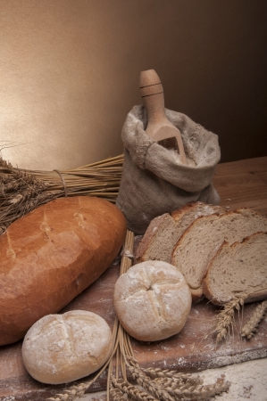traditional goods: Traditional baking goods