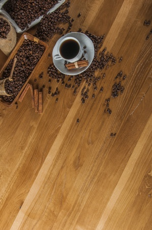 Coffee stuff, rural climate