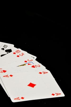 Casino theme, atmospheric light