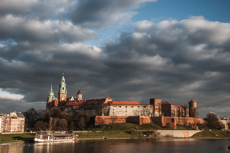 The city of Krakow photo