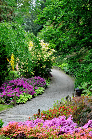 Botanic garden, Lower Silesia