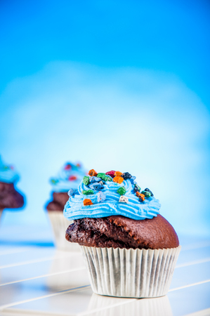 sweetmeats: Sweets, delights, sweetmeats, saturated composition Stock Photo