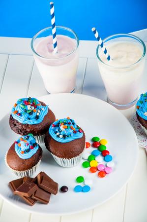 sweetmeats: Vivid theme of sweetmeats Stock Photo