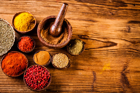 variability: Spices of Indonesia