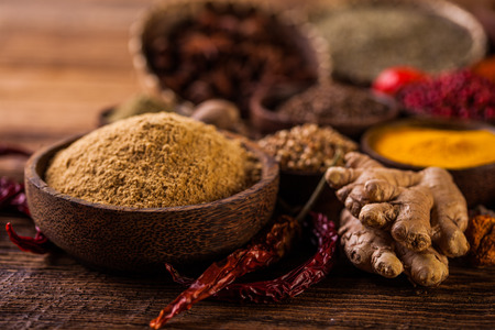 variability: Asian seasoning, spices theme