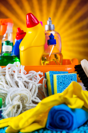 Saturated concept of cleaning