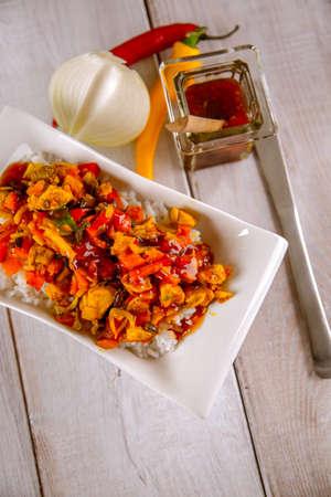 alimentacion natural: Home-made vibrant natural food concept