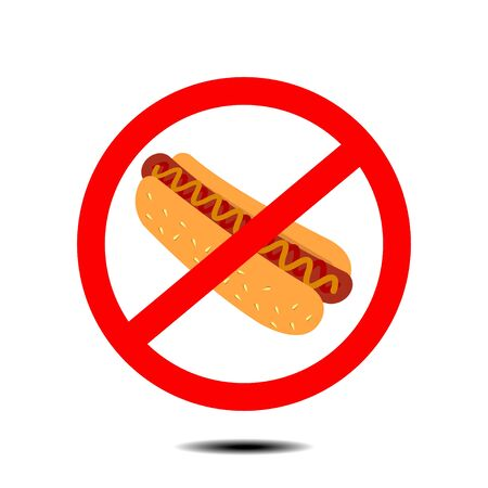 dog allowed: no fast food no hot dog