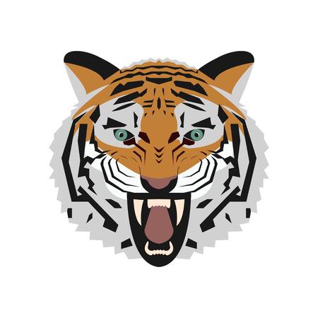 cruel: tiger