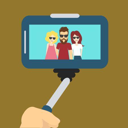 photo people: People Selfie Photo