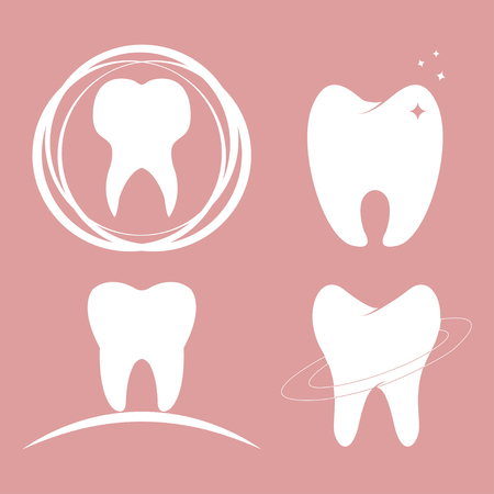 Dental design teeth set