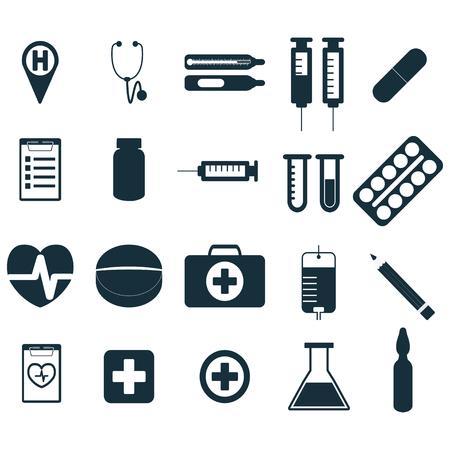 Conjunto de signos médicos