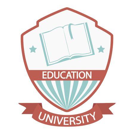 University icon vector illustration design isolated education
