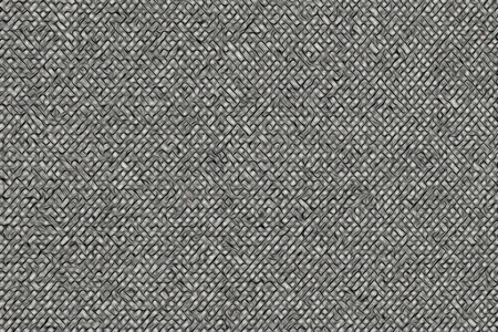 Abstract monochrome illustration. Seamless texture. Design pattern for background. Stock Photo