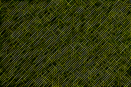 Abstract green neon stripes illustration. Seamless colorful texture. Design pattern for background.