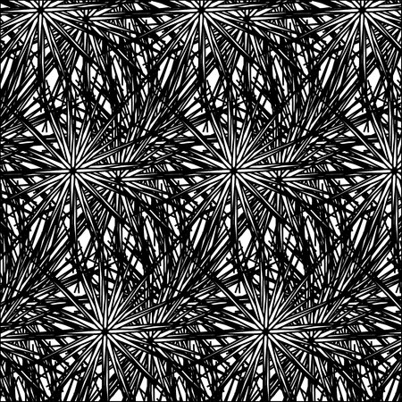 medley: illustration geometric abstract pattern Illustration