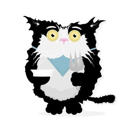 glutton: cat