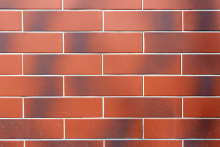 brick wall texture background material of industry building construction 版權商用圖片