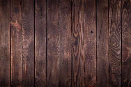 Old, grunge wood panels used as background 版權商用圖片