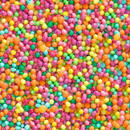 many colored: Colorful candy seamless pattern.