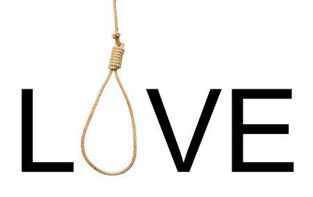 ironic: Love. Ironical poster. Joke.