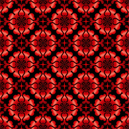 replicate: Seamless vector pattern for continuous replicate.