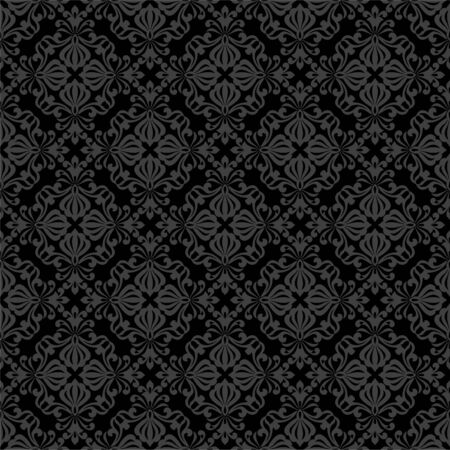 Seamless floral pattern for continuous replicate.