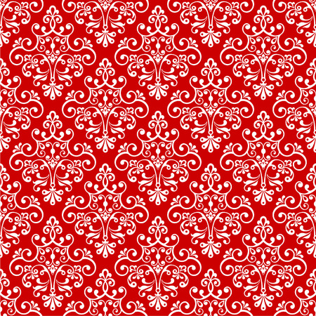 replicate: Seamless floral pattern for continuous replicate.