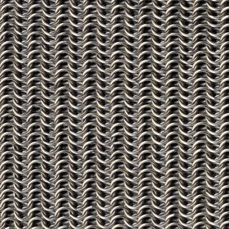 hauberk: Iron hauberk texture background.