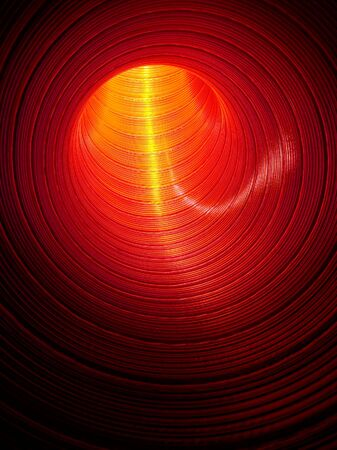 red hot iron: Abstract industrial background.