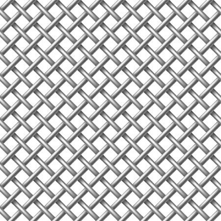 metal net: Metal red transparente - patr�n para la replicaci�n continua.