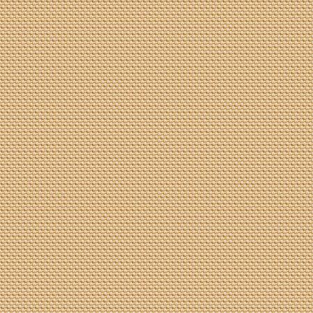 Seamless beige fabric closeup texture background. Фото со стока