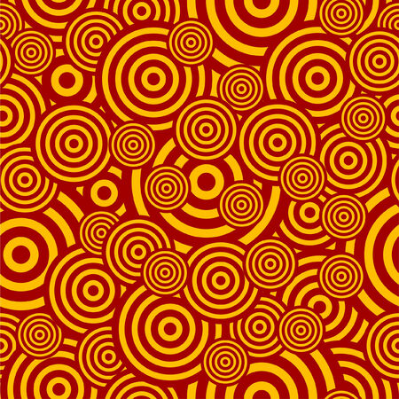 Abstract circles - seamless background for continuous replicate. See more seamless patterns in my portfolio. Vector