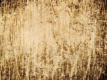 Wooden scratching texture closeup background. photo