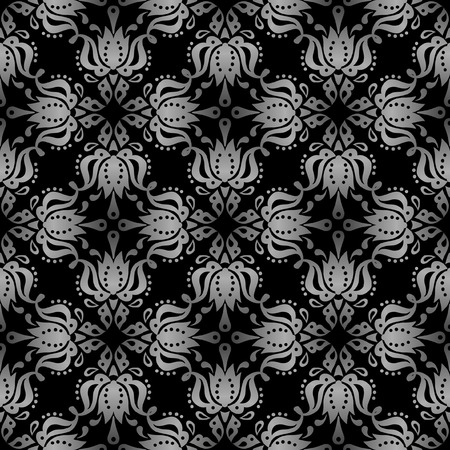 pattern for continuous replicate. See more seamless patterns in my portfolio.  Vector