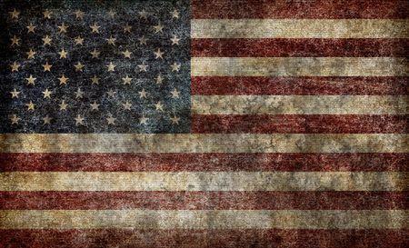 Fundo da bandeira americana Banco de Imagens
