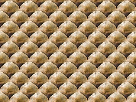 replicate: Cone flaky seamlessly pattern - texture background for continuous replicate. See more seamlessly pattern in my portfolio.