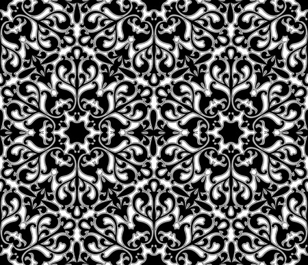 replicate: Seamless floral background - background for continuous replicate. See more  seamless patterns in my portfolio.