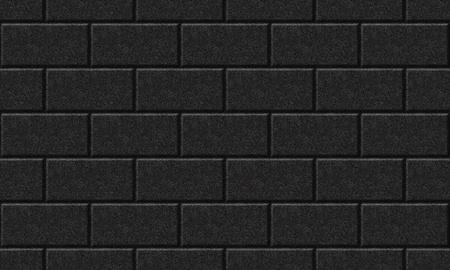 black block: Fondo de pared perfectamente negro - patr�n de textura para la replicaci�n continua. Ver m�s fondo transparente en mi cartera.