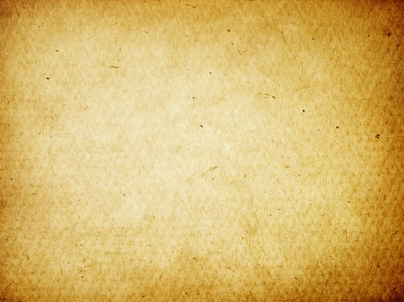 simple border: Old worn cardboard background. Stock Photo
