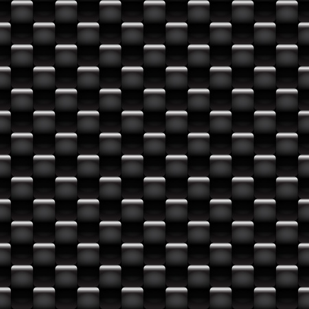 fibre: Black carbon seamless pattern  - texture background for continuous replicate. See more seamless background in my portfolio.