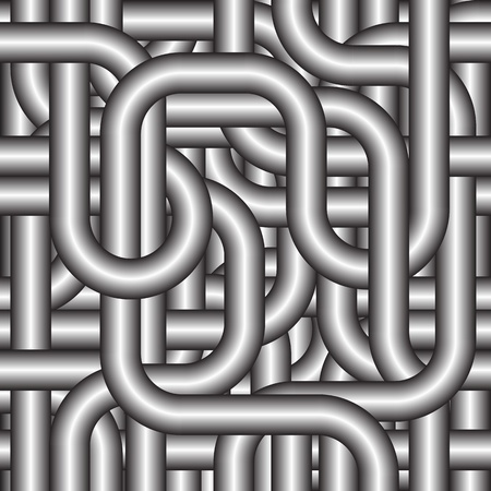 conduit: Seamlessly tubing background - pattern for continuous replicate. See more seamless backgrounds in my portfolio.