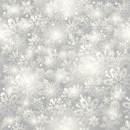 replicate: Snowflake seamless background - pattern for continuous replicate. See more seamlessly backgrounds in my portfolio.