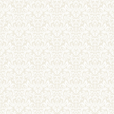 Floral seamless pattern for continuous replicate.  Illustration
