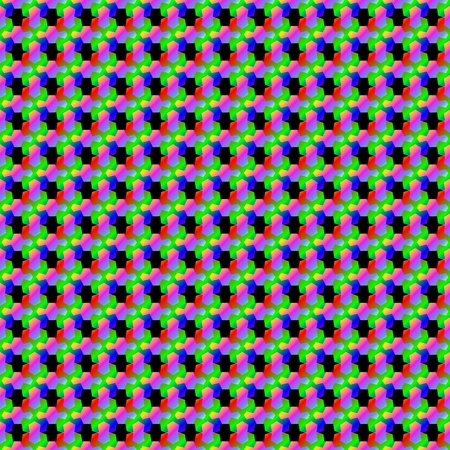 hologram: Abstract colorful seamless pattern - vector background for continuous replicate. See more seamlessly patterns in my portfolio. Illustration